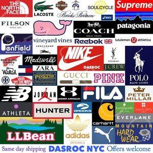 DASROC NYC Closet ⚒🧼🧵👔🥾🧢👕👗👙👜🎒🕶